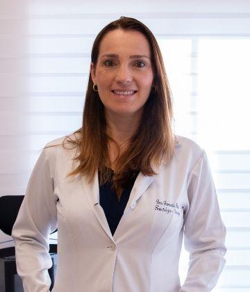 Doutora Fernanda Pedott - Hematologista