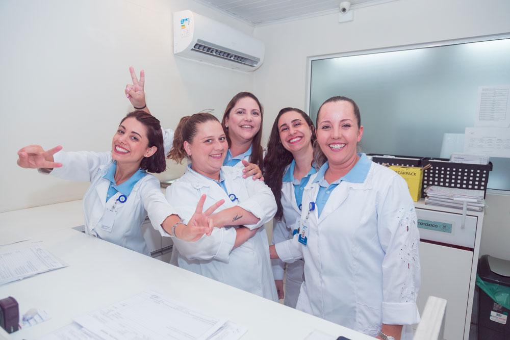 enfermeiras neoplasias