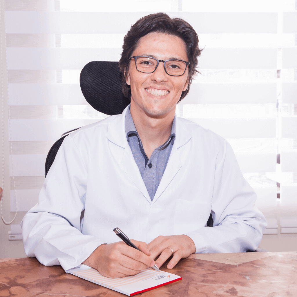 Dr Rafael Sebben - Psico-oncologista